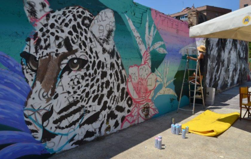 L'art urbà ha arribat per quedar-se!