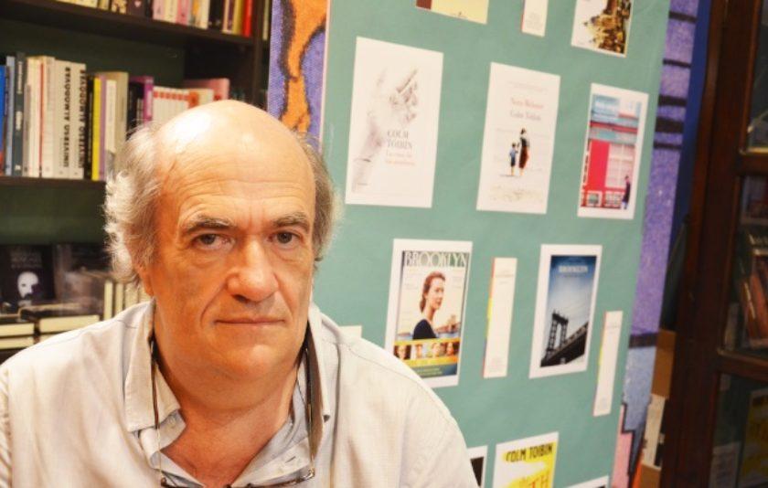 Colm Tóibín: «Els finals feliços no funcionen en literatura»
