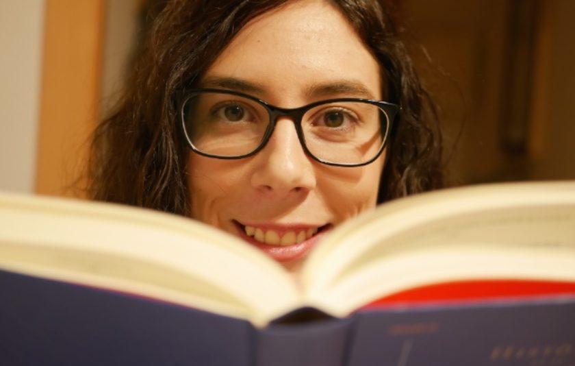 """Gemma Pellissa: """"Les sèries televisives són artefactes literaris"""""""