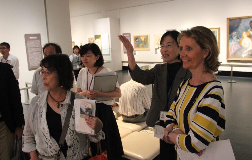 Vilallonga destaca que el viatge al Japó impulsa els creadors catalans