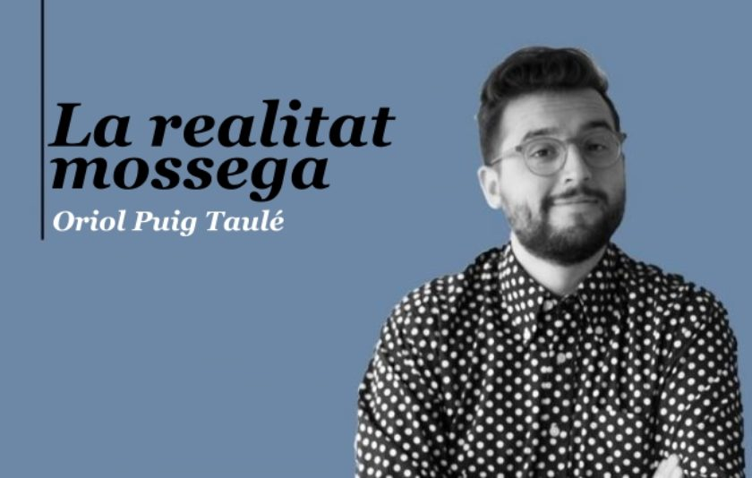 La realitat mossega