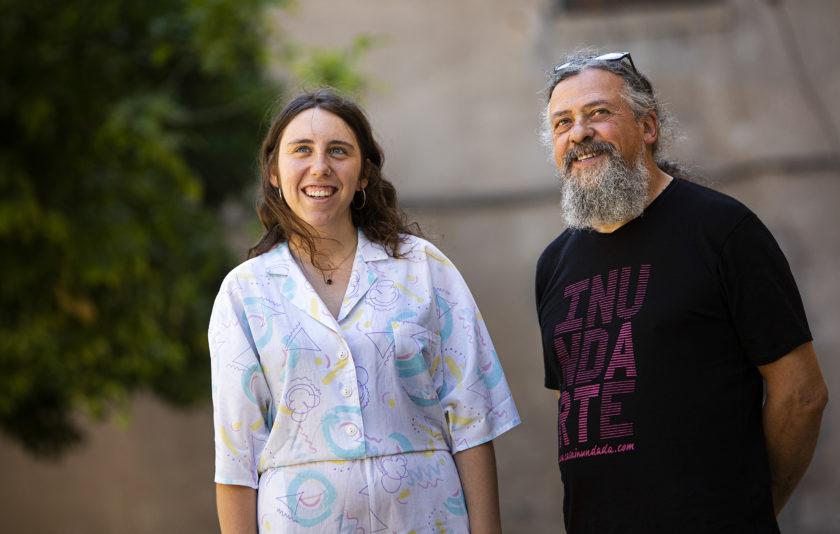 Max i María Medem, guanyadors del I Premi de l'ACDCómic