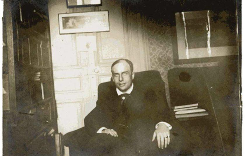 Marcel Schwob i la llàntia de psique