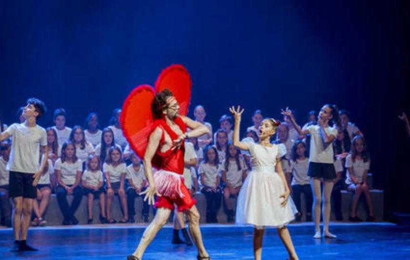 El teatre infantil aixeca Catalunya