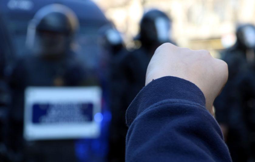 Catalunya, banc de proves del feixisme que vindrà