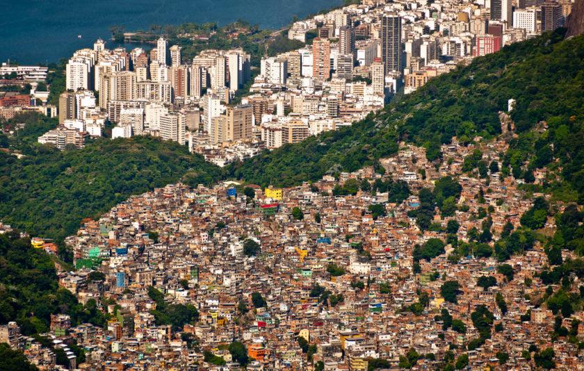Els joves de les faveles de Rio de Janeiro