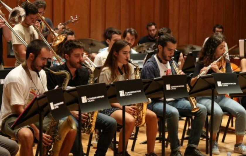 L'animal de les big band està al Liceu