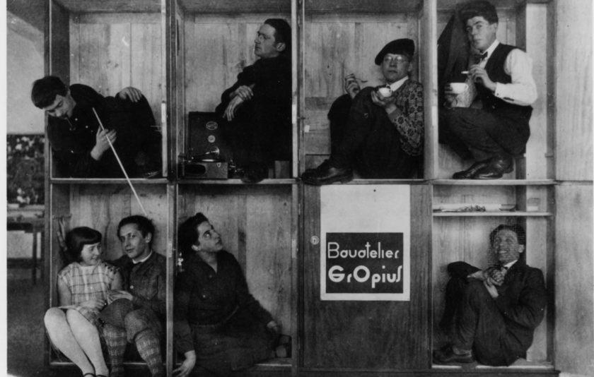 Bauhaus: 100 anys de festes i filosofies per dissenyar un nou món