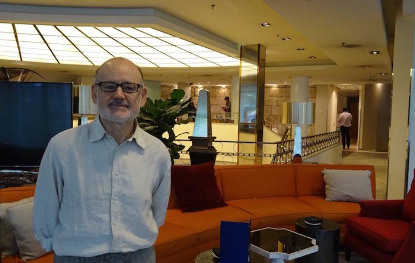 Lluís-Anton Baulenas homenatja els anys setanta