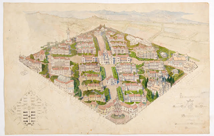 50 anys de l'Arxiu Històric del Col·legi d'Arquitectes