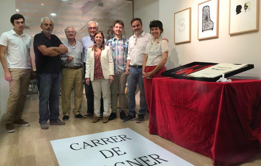 Homenatges i internacionalització al Club Wagner