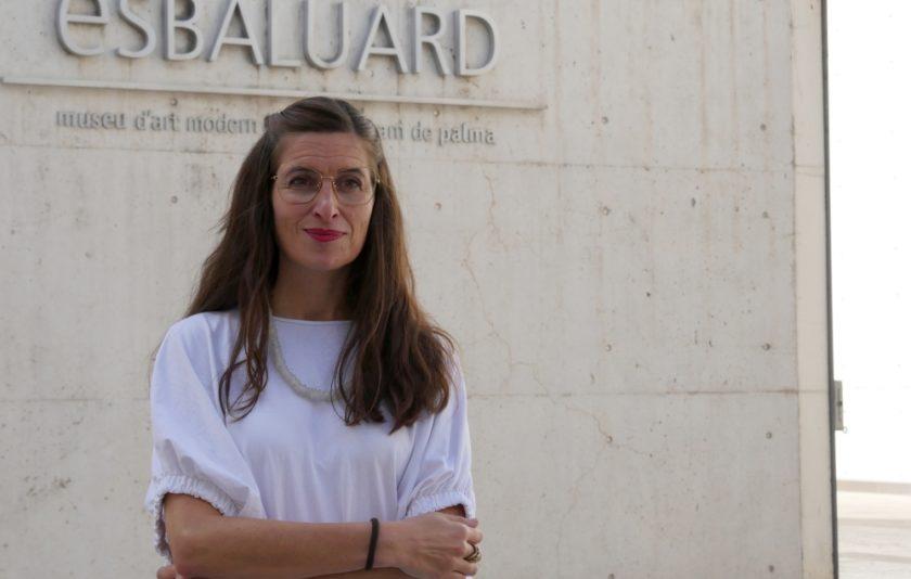 """Imma Prieto: """"Els treballadors d'Es Baluard han donat la cara pel museu"""""""