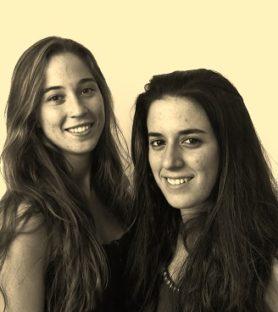 Jordina Salvat i Esther Oliver