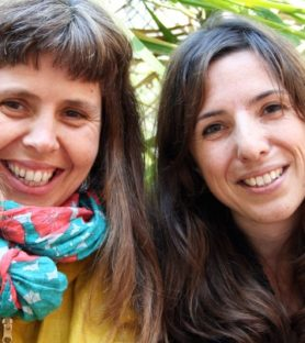 Gemma Casamajó i Alba Gómez
