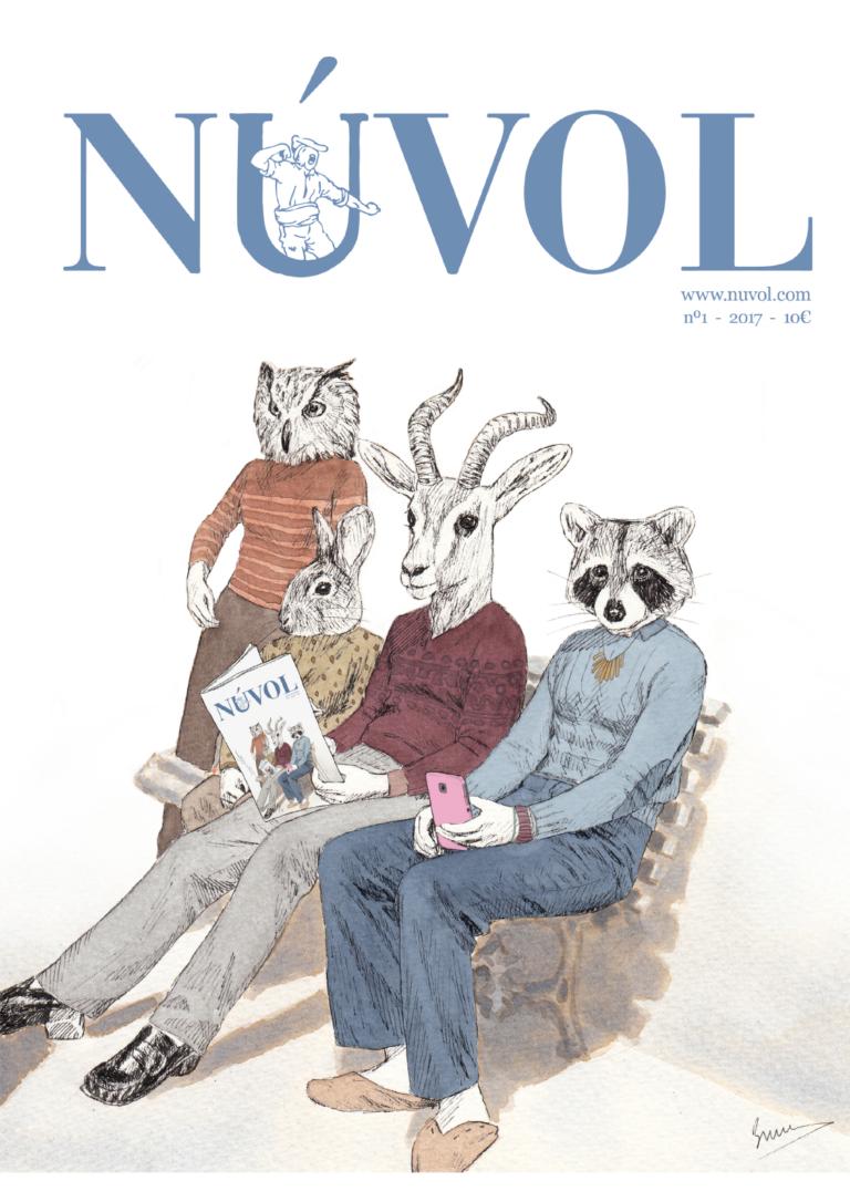 Revista anual Núvol 2017