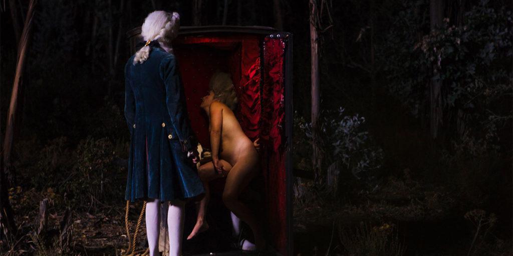 Fotograma del film 'Liberté' d'Albert Serra