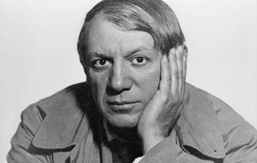 Picasso, el poeta