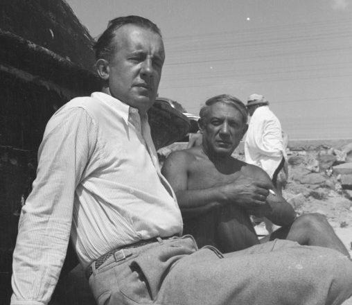 Picasso i Éluard: sense amistat no hi ha genis