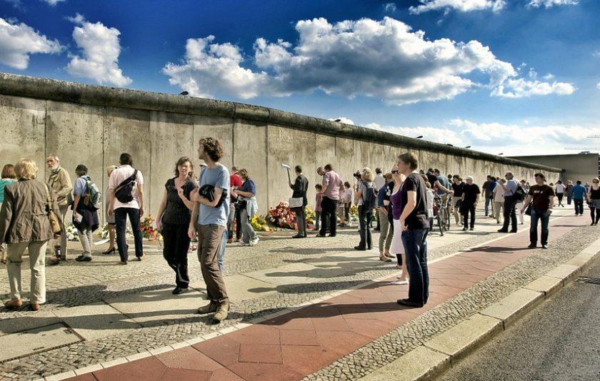 El mur de Berlín, trenta anys després