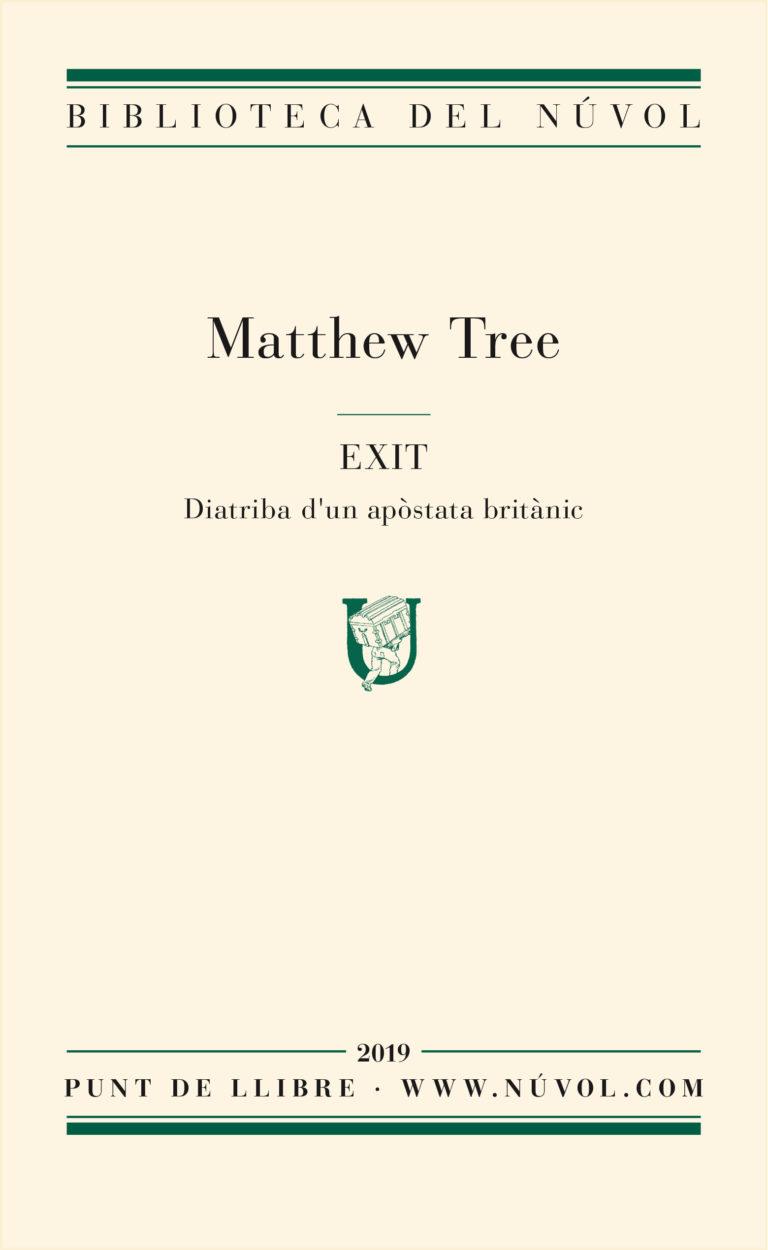 EXIT. Diatriba d'un apòstata britànic
