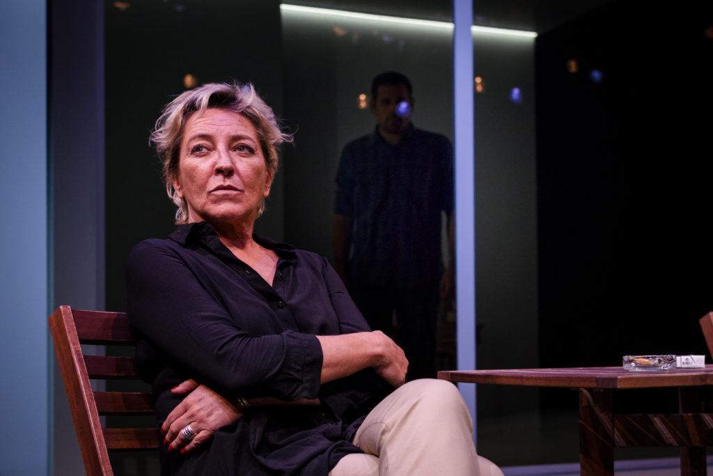 Anna Azcona en una escena de 'Cúbit', de Josep Maria Miró. © Justin P. Brown