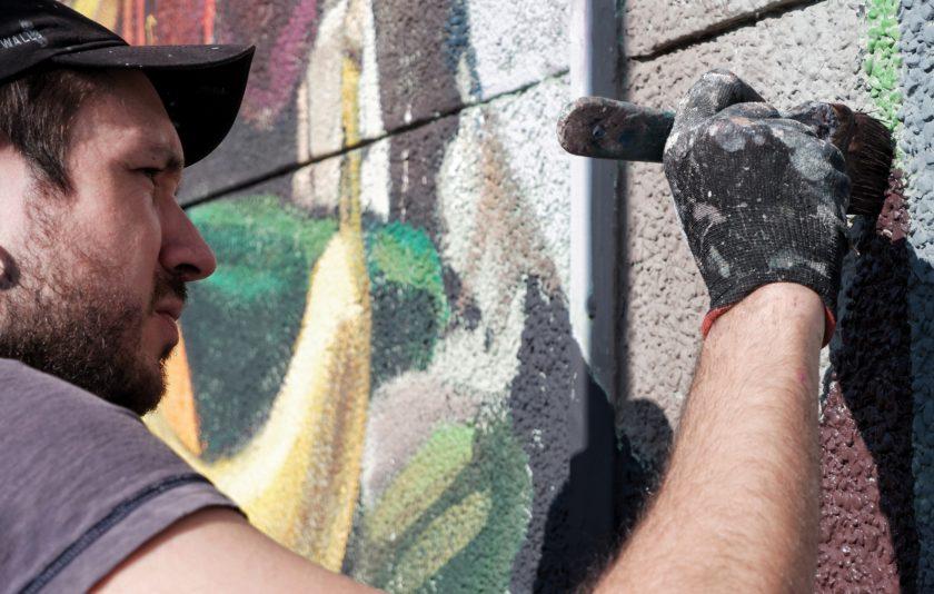 Tàpia i el concepte de mur d'Axel Void