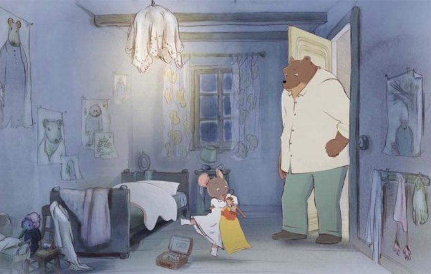 La història d'Ernest i Célestine
