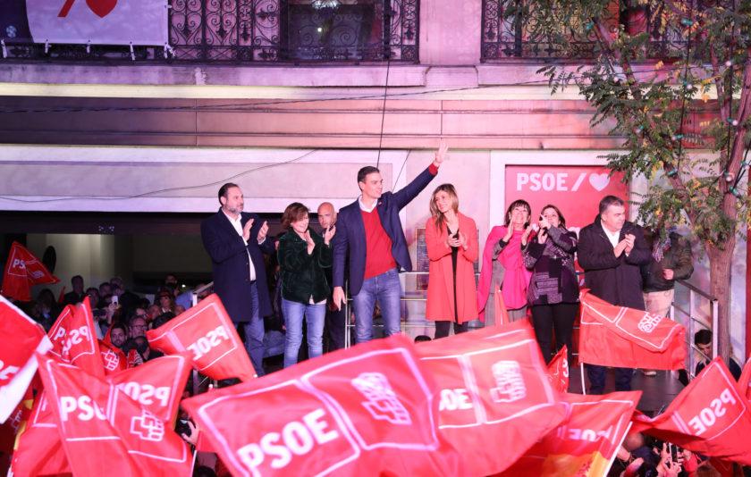 El PSOE, un obstacle per Espanya