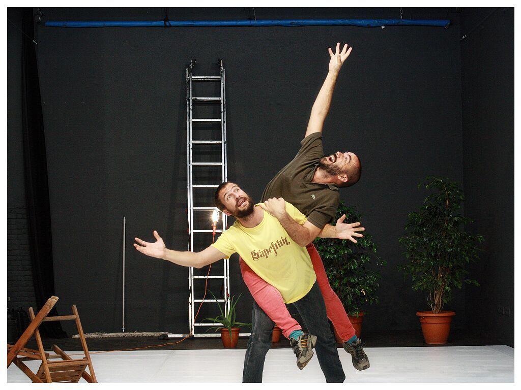Guillem Mont de Palol i Jorge Dutor presentaran '¿Y por qué John Cage?' al DesembreEnDansa.