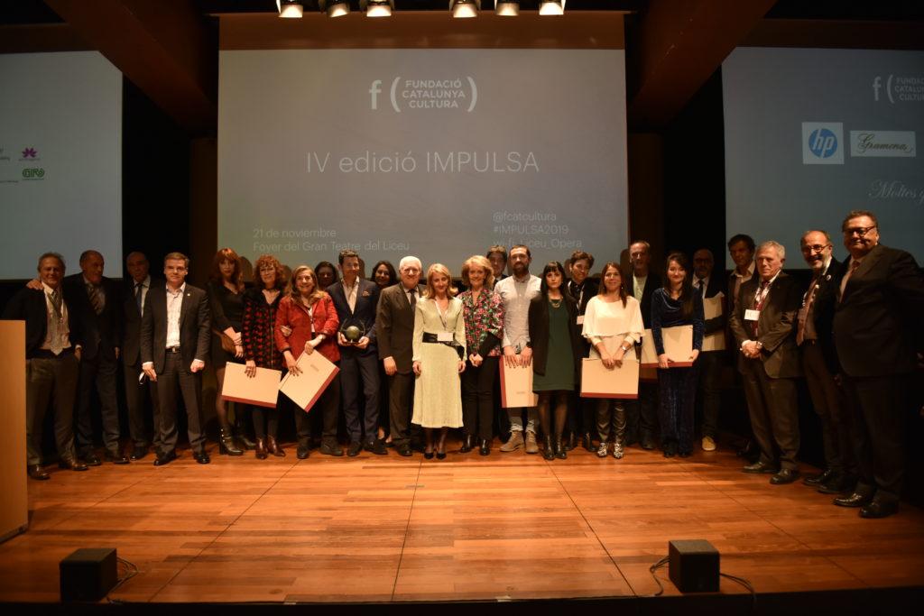 L'empresariat català a la jornada dels Premis IMPULSA CULTURA