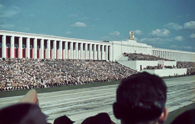 El Reichsparteitag a Nuremberg, Alemanya.