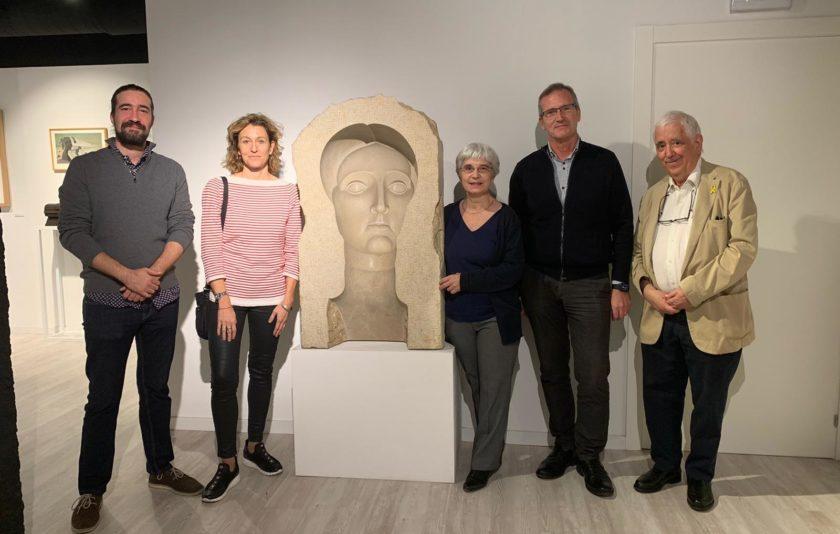 'Un món' de Francesca Poza, premi del IV Certamen Miró&Art