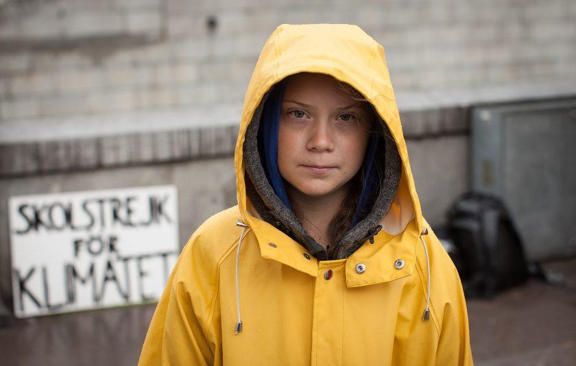 Greta Thunberg no és el Capità Enciam
