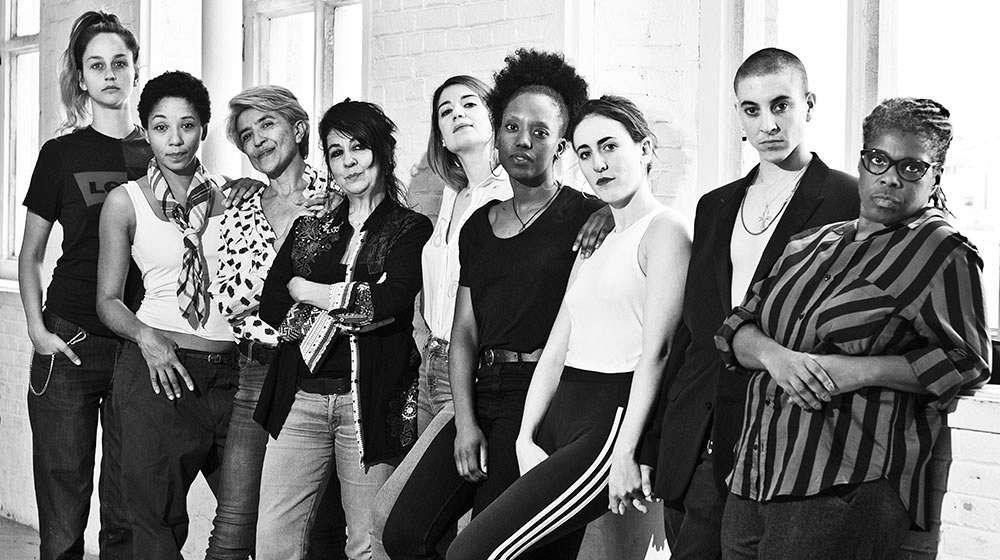 Les intèrprets de 'GRRRLS!!! Manifestos feministes del segle XX i XXI'