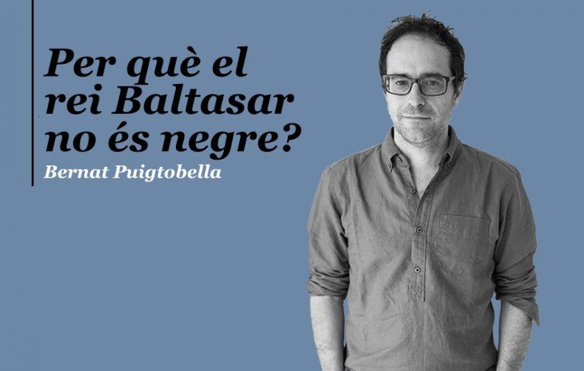 Per què el rei Baltasar no és negre?