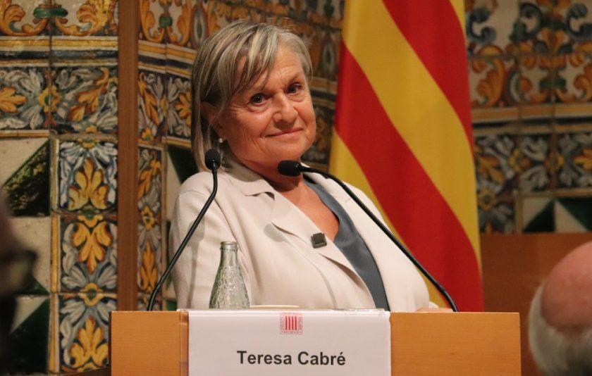 M. Teresa Cabré és nomenada presidenta de l'IEC